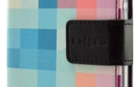 Pouzdro na mobil flipové FIXED Opus pro Huawei P9 Lite (2017) - dice (FIXOP-193-DI)