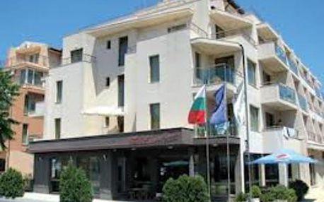 Bulharsko - Sozopol na 8 až 12 dní, snídaně s dopravou letecky z Prahy
