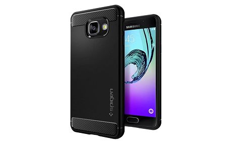 Spigen Rugged Armor pro Samsung Galaxy A3 (2016), black - 564CS20633