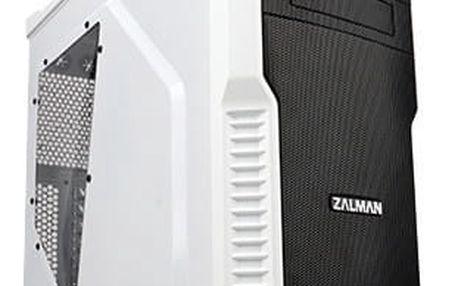 Zalman Z3 Plus, bílá - Z3 PLUS White