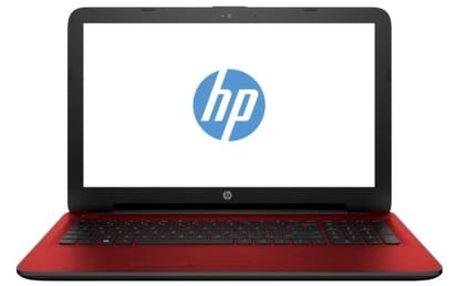 HP 15-ba068 X5X82EA, červená