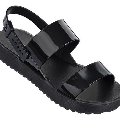 Zaxy černé sandály Clubber Sand Plat Black - 40