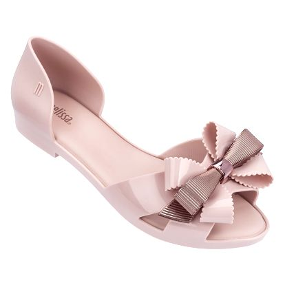 Melissa pudrové sandály Seduction III Light Pink - 38