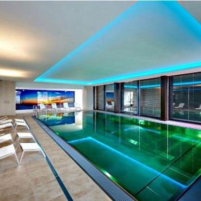 Neomezený wellness pobyt s bazénem v komfortním Spa Resortu Lednice ****