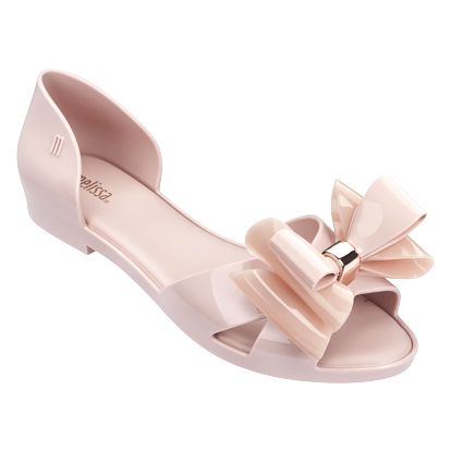 Melissa pudrové sandály Seduction II Light Pink - 37