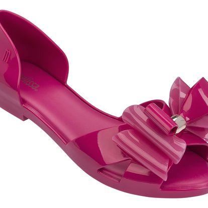 Melissa růžové sandály Seduction II Dark Pink - 39