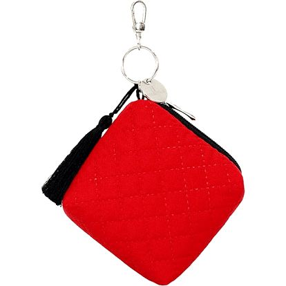 LULLALOVE Pouzdro / taška pro maminku, red