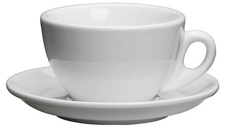 Cilio Capuccino šálek s podšálkem Roma 100 ml