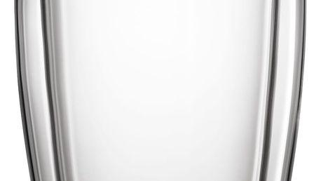 Cilio Set skleněných šálků na Latte macchiato 450 ml 2 ks