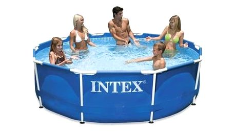 Bazén Intex Frame Set Rondo 3,05 x 0,76 m bez filtrace, 28200NP