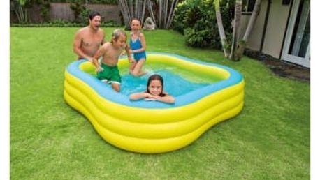 Bazén čtvercový 57495 229 x 229 cm ProGarden KO-I03300680