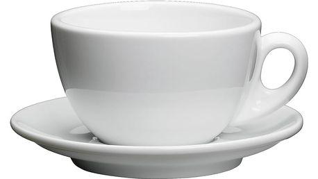 Cilio Capuccino šálek s podšálkem Roma 200 ml