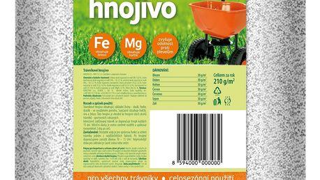 Trávníkové hnojivo Bohatá zahrada, 10kg + SLEVA 15 %