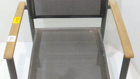 Zahradní židle Andros, stohovací + SLEVA 15 %