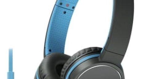 Sluchátka Sony MDRZX660APL.CE7 (MDRZX660APL.CE7) modrá