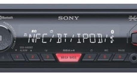 Autorádio Sony DSX-A400BT černé