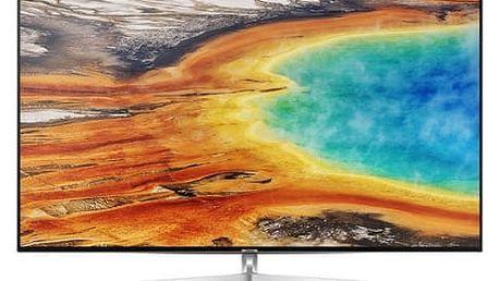 Televize Samsung UE65MU8002 stříbrná