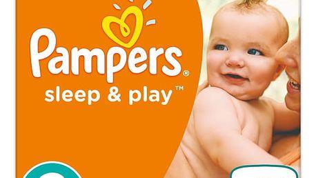 PAMPERS Sleep&Play 3 MIDI 58ks (4-9 kg) - jednorázové pleny