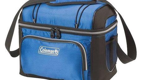 Chladící taška Coleman 12 CAN COOLER (modrá, 360 g)