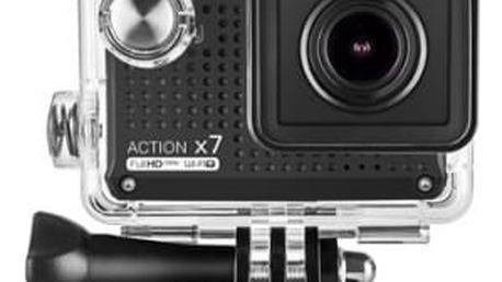 Outdoorová kamera Lamax Action X7 Mira černá