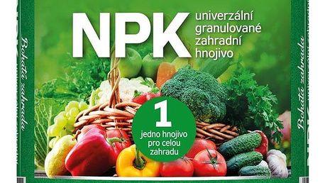 Univerzální zahradní hnojivo Bohatá zahrada NPK, 20 kg + SLEVA 15 %