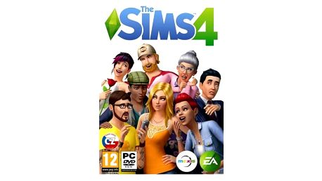 Hra EA THE SIMS 4 Standard Edition (EAPC051400)