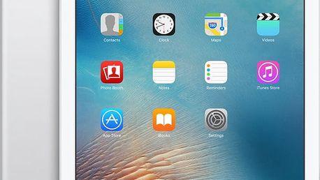 """APPLE iPad Pro, 9,7"""", 128GB, Wi-Fi, stříbrná - MLMW2FD/A"""