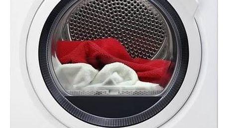 Sušička prádla AEG AbsoluteCare® T8DBG48WC bílá + Doprava zdarma