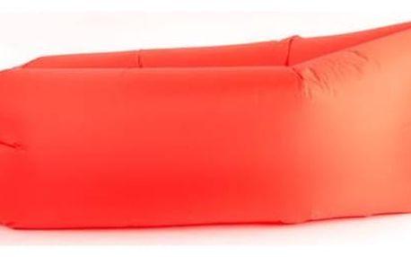 Nafukovací vak G21 Lazy Bag oranžový