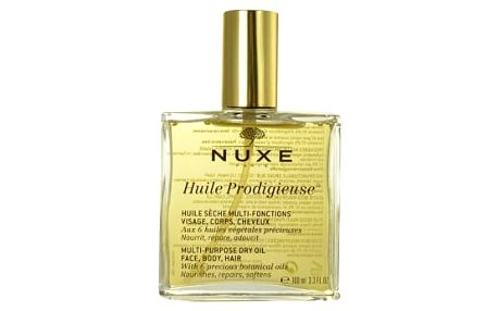 NUXE Huile Prodigieuse Multi Purpose Dry Oil Face, Body, Hair 100 ml tělový olej tester pro ženy