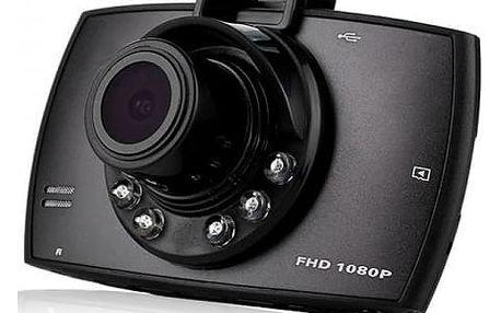 Přední Full HD autokamera - 2,3