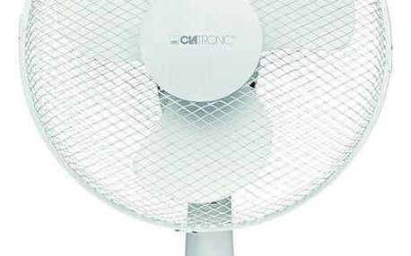 Ventilátor stolní Clatronic VL 3602 bílý