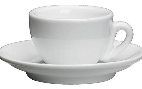 Cilio Espresso šálek s podšálkem Roma 50 ml