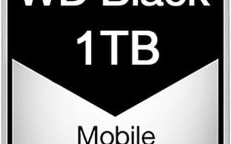 WD Black - 1TB - WD10JPLX