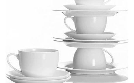 Maxwell & Williams Kávová souprava Cashmere sada 12 kusů
