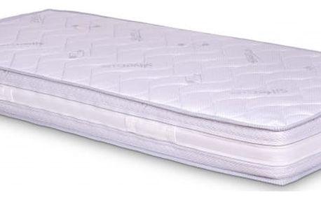 Silver Stone - Matrace (90x200x21, potah grey silver life)