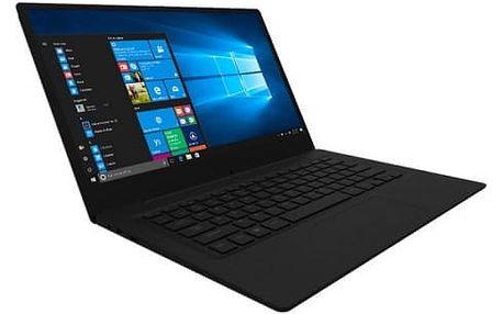 Notebook Umax VisionBook 14Wi Plus (UMM200V44) černý