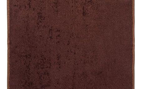 4Home Ručník Bamboo Premium hnědá, 50 x 100 cm