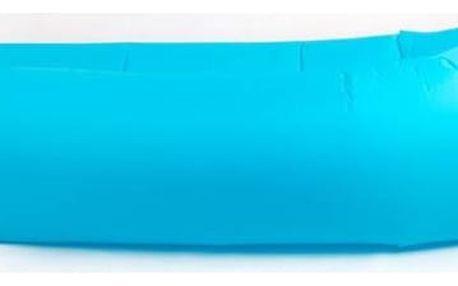 Nafukovací vak G21 Lazy Bag modrý