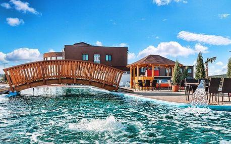3–6denní luxusní wellness pobyt v Miraj Resortu**** na jihu Slovenska pro 2