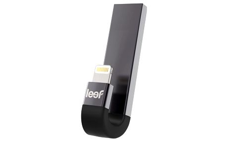 Leef iBridge 3 - 32GB, Lightning/USB 3.1, černý - LIB300KK032E1
