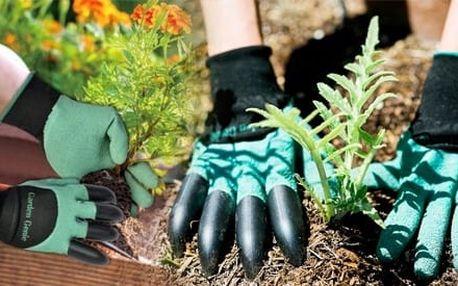 Praktická zahradnická zakuvice