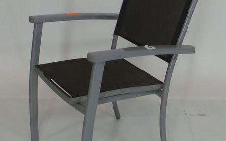 Zahradní stohovatelná židle Unikov Barbary + SLEVA 15 %