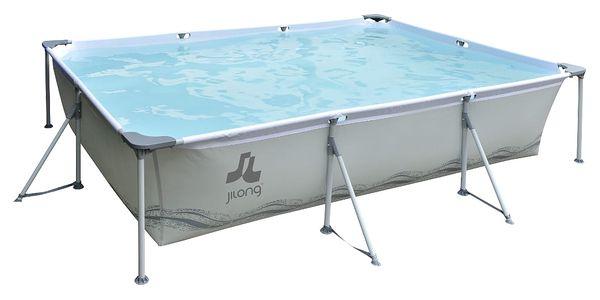 Bazén Steel Frame Pool 300 x 207 x 70 cm – set