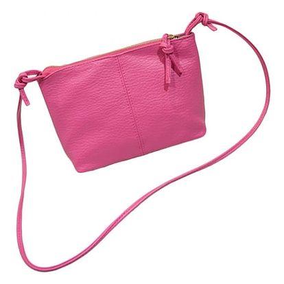 Dámská mini kabelka z umělé kůže - 6 barev
