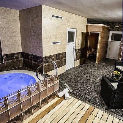 3–6denní wellness pobyt s polopenzí pro 2 v oceněném hotelu Bon*** v Jizerských horách