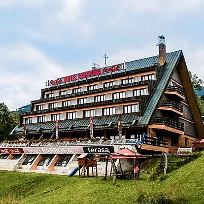 Letní relax ve Špindlu s polopenzí a wellness