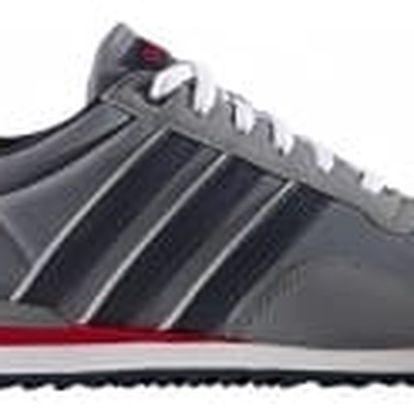 Pánské boty adidas JOGGER CL 43 GREY/CONAVY/SCARLE