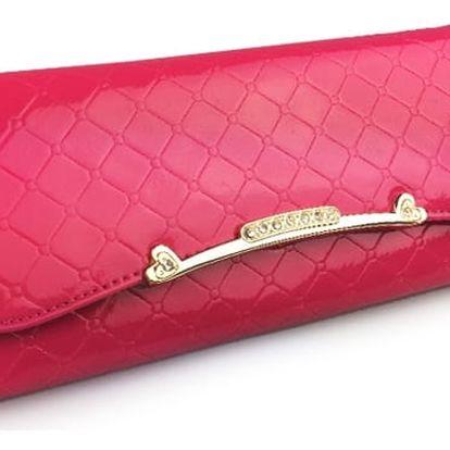 Elegantní a praktická dámská peněženka různé barvy
