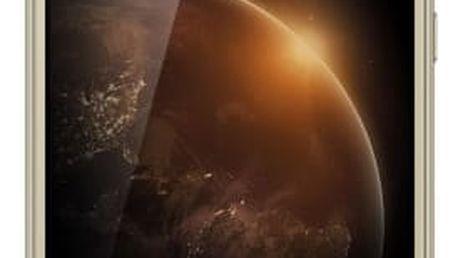 Huawei Y6 II 16 GB, zlatá + Dárky ZDARMA!